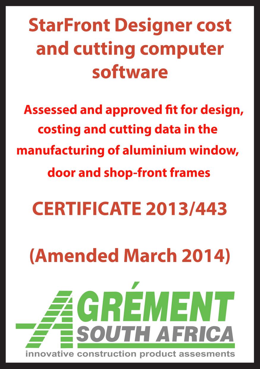 Crealco Aluminium Design Software | Architectural Aluminium