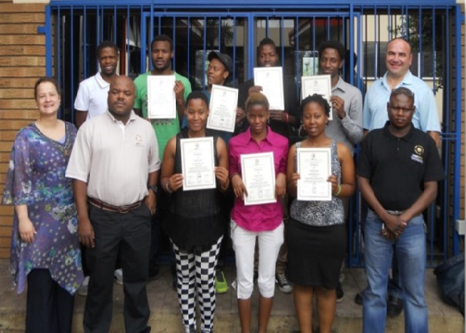 Wispeco's training & technical learnership programmes, aluminium fabrication training